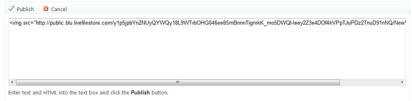 Input URL
